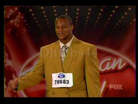 American Idol 2008-James Lewis