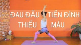 Khỏe đẹp - Bài tập yoga đơn giản giúp thư giản tại nhà