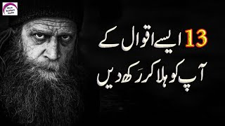 Best Urdu Quotes | Golden Words About Life | Rj Shan Ali | Heart Touching Quotes | New Urdu Quotes
