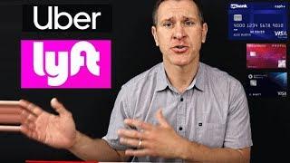 Best Credit Cards for Uber & Lyft
