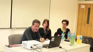 Mesa Redonda - Crisis en la democracia y visiones comparadas entre Argentina y Brasil