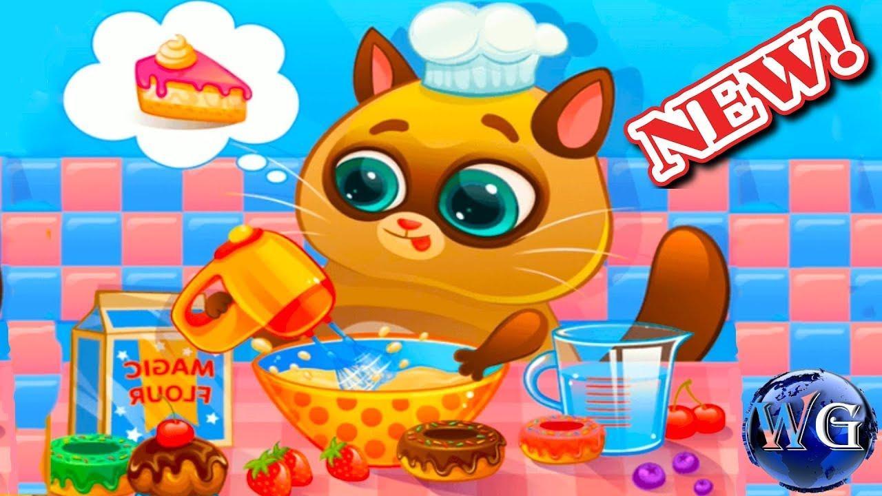 Котик Бубу скачать игры для детей бесплатно смотреть видео ...