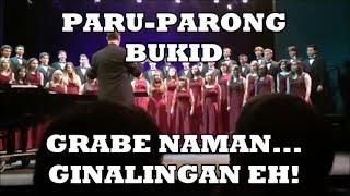 FILIPINO CLASSIC SONGS -  Winning Piece By Harvard Westlake Choir.. Ginalingan Eh!