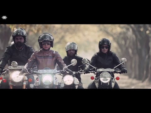 Triumph Modern Classics Video featuring avid rider & actor Gul Panag! thumbnail