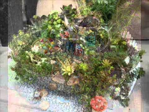 Ideas For Fairy Gardens ad diy ideas how to make fairy garden Fairy Garden Ideas I Fairy Garden Accessory Ideas