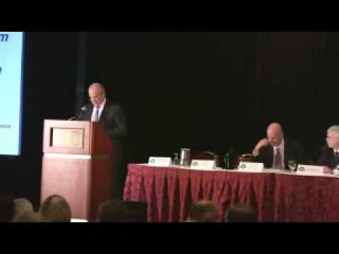 I) Minister Bill Bennett - Leading Forward with Tourism Sustainability and Climate Change Strategies in British Columbia (ESTC 2008 - Panel Opening)