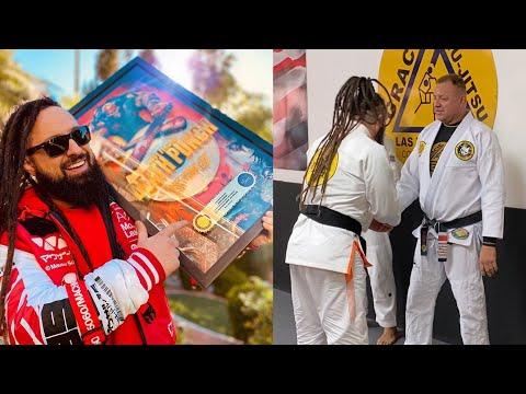 Five Finger Death Punch: Zoltan Bathory Earns Black Belt In Brazilian Jiu-Jitsu