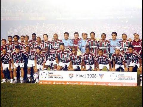 Documentário: Trajetória do Fluminense na Libertadores de 2008.