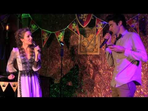Drew Gehling & Laura Osnes -