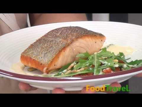 สเต็กปลาแซลมอน Salmon Steak