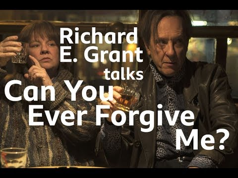 Richard E. Grant interviewed by Mark Kermode & Simon Mayo