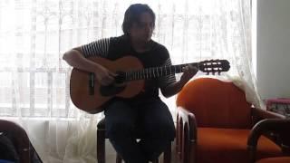 A Bordo de Tu Voz (acordes tonalidad Am)- Luz Marina Posada - Tutorial Guitarra