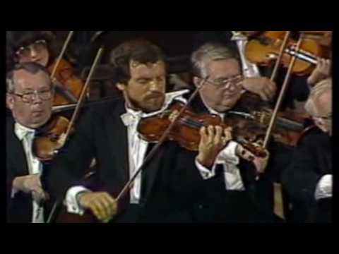Eugene Fodor - Paganini Violin Concerto no 1 - (part 3 of 4)