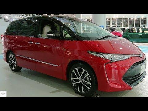 2020 Toyota Previa/Estima 2.4 Aeras 2WD / In Depth Walkaround Exterior & Interior