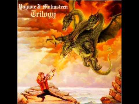Malmsteen -  Prisoner 0f Your Love (Lyrics)