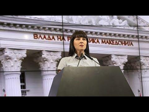 СДС започна да воспоставува режим во Република Македонија