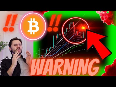DON'T BLINK UNTIL AFTER THIS BITCOIN *ALERT*!!!! - (it Doesn't Get Any Bigger Than This..)