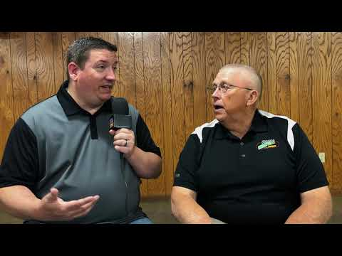 Knoxville Raceway Hall of Fame - Wally Price June 22, 2019