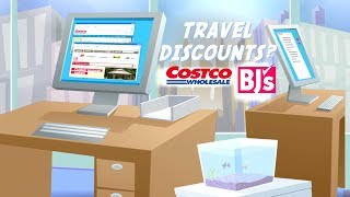 Save on summer vacation packages with travel bundles from big box stores