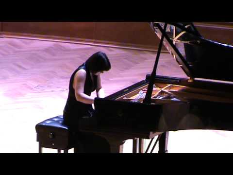 Liszt - Sonata h-moll - Ekaterina Mechetina, piano.
