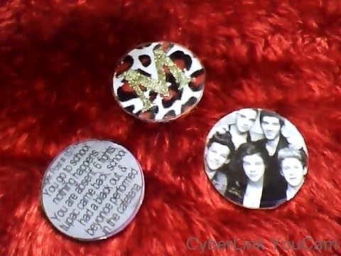 Diy badges personalise them urself youtube diy badges personalise them urself solutioingenieria Image collections