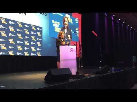 MBDA National Director Castillo Accepts National Urban League Women of Power Award