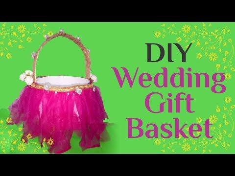 how to make wedding basket