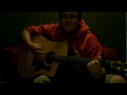 Yellow by Coldplay (cover) Andy Cox