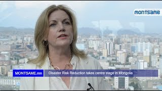 Disaster Risk Reduction takes centre stage in Mongolia