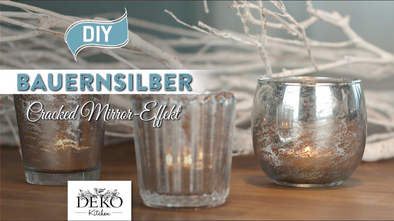 Spiegel Bestellen 6 : Diy bauernsilber mit spiegel effekt selber machen how to deko