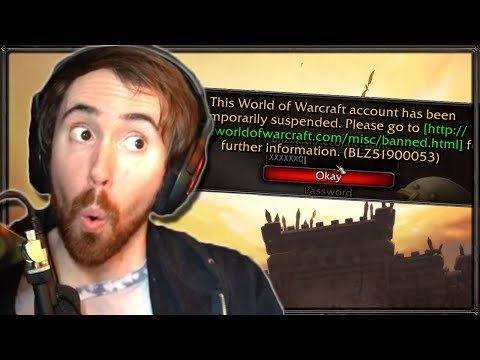 Asmongold's Thoughts On A 2-YEAR BAN For Real Money Trading In WoW