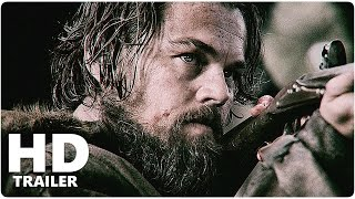 THE REVENANT Trailer Teaser | Leonardo Dicaprio Movie 2015