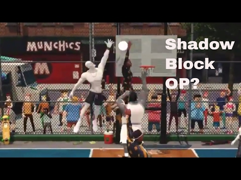 3on3 Freestyle Shadow Block OP?