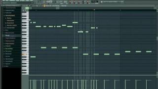 Basshunter-Russian Privjet (FL Studio Tutorial) 2
