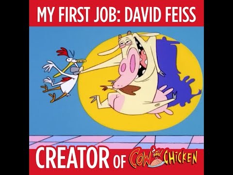 My First Job: Cow & Chicken Creator David Feiss