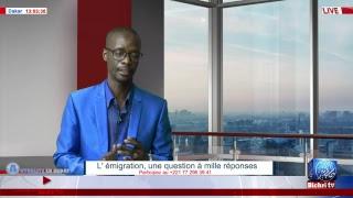 LIVE   Actualités en Débat   L' émigration, une question à mille réponses