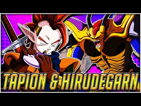 FINALLY!!! TAPION AND HIRUDEGARN BANNER AND EVENT! Dragon Ball Z Dokkan Battle