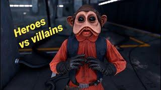 STAR WARS™ Battlefront™  Heroes Vs villains (Xbox one)