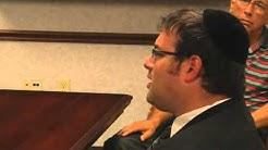 Crosswalk Victim's Rabbi Meets With Jacksonville Florida DOT
