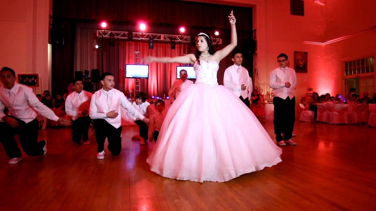 Andrea XV Bakersfield, Ca. Quinceañera - YouTube