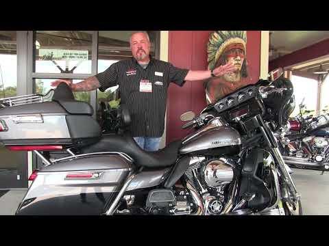 Used 2014 Harley-Davidson Ultra Limited in Hillsborough County, FL!