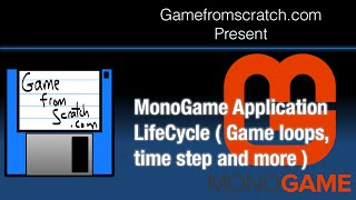 MonoGame Tutorial Part One: Creating an Application