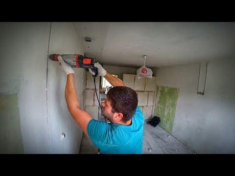 Как правильно поменять проводку в квартире