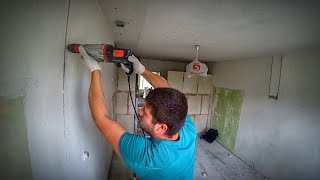 видео Замена электрики в двухкомнатной квартире цена