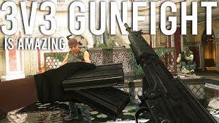 Modern Warfare 3v3 Gunfight is Amazing!