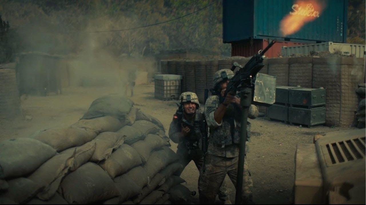 """Download The Outpost (2020) - A Strong """"Black Hawk Down"""" Vibes Movie (Introduction Into)"""