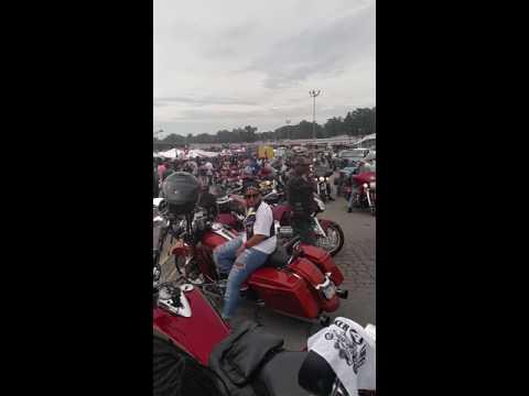 2016 39th annual bike Roundup Little Rock Arkansas
