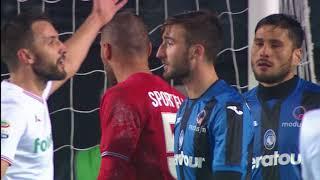 Atalanta - Fiorentina 1-1 - Matchday 25 - ENG - Serie A TIM 2017/18