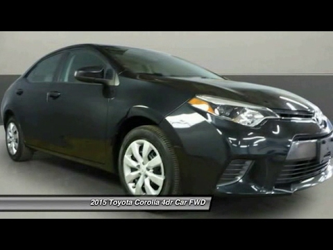 2015 Toyota Corolla Chattanooga TN North GA Cleveland TN  #lexusofchattanooga C437944
