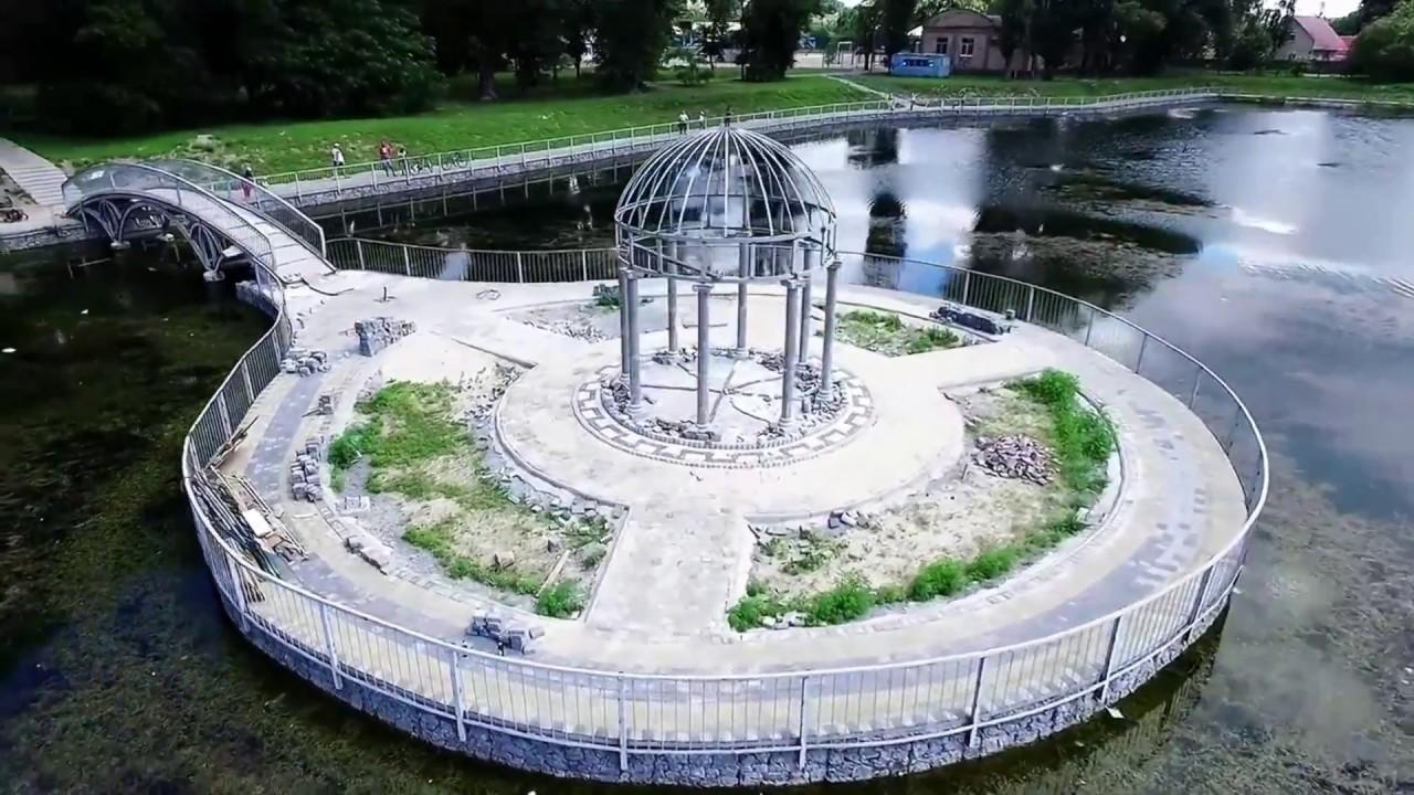 кременчуг городской сад фото